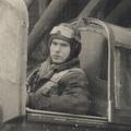 Манохин А.Н. перед вылетом - зима 1942 г.