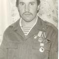 Гвардии сержант запаса Насонов Александр
