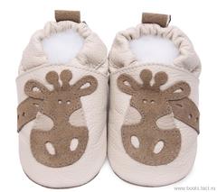 """Обувь для новорожденных """"Шушуз"""" (код 526)"""