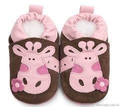 """Обувь для самых маленьких """"Shooshoos"""" (код 531)"""
