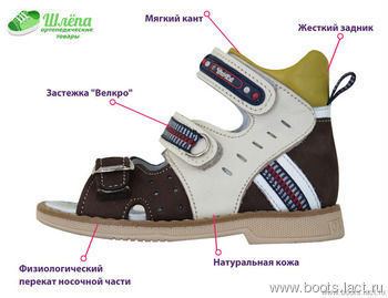 2e996d9ab Детская ортопедическая обувь
