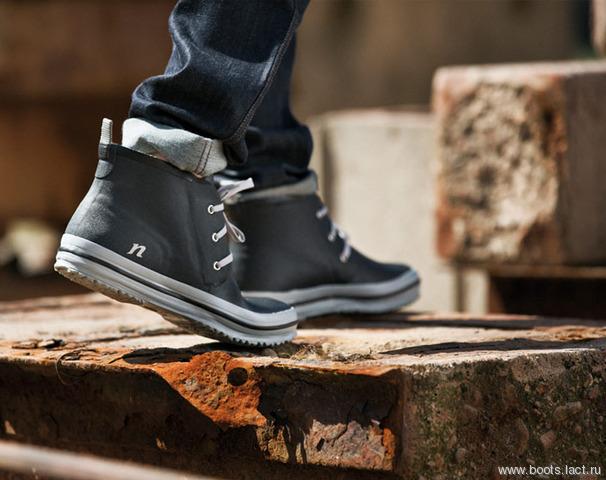 Резиновые ботинки Nokian