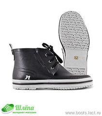 Ботинки на шнурках  Nokian (утепленные)