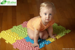 Вы можете купить отличный ортопедический коврик!