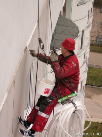 Панели утепление фасадов швы