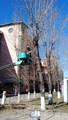 19 Тополей Стаче 47 проходная Кировский Завод очень мешали люди, ларьки, провода и машины