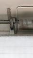 Ремонт торсионной пружины D-152мм без демонтажа с вала