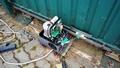 Ремонт привода откатных ворот FAAC в Токсово садоводство ЛИРА