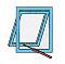 APRIFIVE компактный скоростной штоковый привод для фрамуг, люков, шедовых окон и жалюзи.