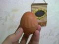 Снесла курочка яичко, да не простое...