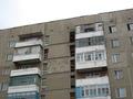 Балкон Умалатовых слева