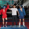 VI-й чемпионат Республики Казахстан по боевому самбо среди мужчин (фото)