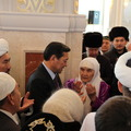 Открытие новой соборной мечети (аудио, фото, видео)