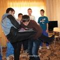 Рахман Дудаев и Даурен Алимов посетили школу ЗПР