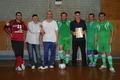 Команда Ютекс (Вайнах) одержала победу по футзалу