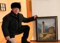 Картины чеченского художника хранились в Карагандинском музее