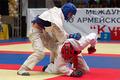 Правила соревнований по боевому самбо