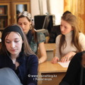 На уроке родного языка (фото, видео)