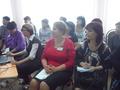 В детском саду «Ақбота»  состоялся семинар на тему «Этновоспитание - духовное   развитие  детей  дошкольного  возраста»