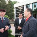 В Грозный прибыла делегация Ассамблеи народа Казахстана (фото)