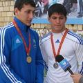 Чемпионы Азии - Хусейн Муцольгов и Хусейн Акиев