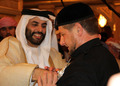 Шейх Ахмад Бин Мухаммад Аль-Хазрати: «Увиденная в Грозном картина заслуживает самых лестных отзывов»