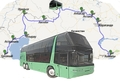 Открытие автобусного маршрута Алматы - Грозный