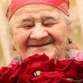 Шестое чувство (бабушка слепая)