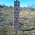 Белхи на кладбище пос. Кокпекты (фото)