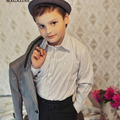 Модная рубрика для детей от свадебного журнала WD MAGAZINE