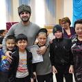 Представители ЧИЭКО посетили школу-интернат (фото, видео)