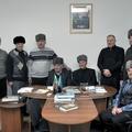 В офисе ЧИЭКО прошла встреча со старейшинами