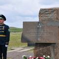 Президент Латвии Андрис Берзиньш посетил Спасский мемориальный комплекс