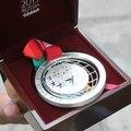 Встреча серебряного призера Универсиады в Казани, Беймбета Канжанова