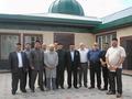 В областной мечети состоялась встреча представителей строительных компаний области с главным имамом О. Беккожа