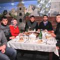 Телекомпания грозный снимает документальный фильм в Караганде