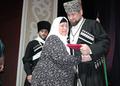 Поздравление Главы Чеченской Республики Р.А. Кадырова с Днем матери