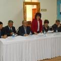 В здании государственного архива Карагандинской области состоялось заседание Круглого стола « Под единым шаныраком» (фото)