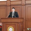 В Парламенте Чеченской Республики прошёл конкурс студенческих докладов, посвящённых профилактике экстремизма и терроризма.
