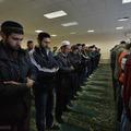В мечети «Ансари» состоялось торжественное богослужение в честь Курбан Байрама (фото)