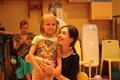"""СИМО провел благовтоирельную акцию """"Подари улыбку детям"""" с участием Лемы Нальгиевой"""