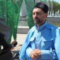 Участники Международного проекта - Марш мира и Согласия прибыли в Караганду