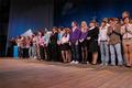 В медицинском университете состоялс студенческий фестиваль «Мы разные – мы равные, мы вместе»