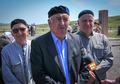 Отзыв    на поздравление Президента РК Н.А. Назарбаева ветеранам Великой Отечественной войны