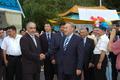 Поздравление А.Идигова с получением высокой правительственной награды – орденом «Құрмет».