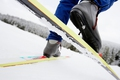 В Центральном парке культуры и отдыха г.Караганды состоялся массовый лыжный забег