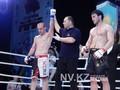 Чемпионат смешанных боевых единоборств ММА (MixedMartialArts) прошел в Караганде