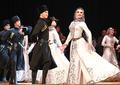 """С 8 Марта женщин поздравлял танцевальный коллектив """"Вайнах"""""""