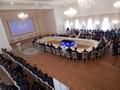 Увайс Джанаев принял участие в заседании Совета Ассамблеи народа Казахстана