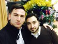 Певец Ислам Музаев дал интервью информагентству
